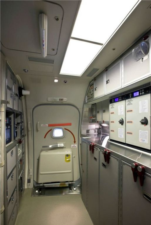 Aft Galley