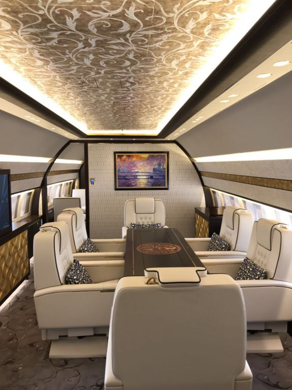 First Class Area
